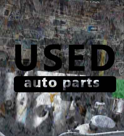 auto wrecking yard